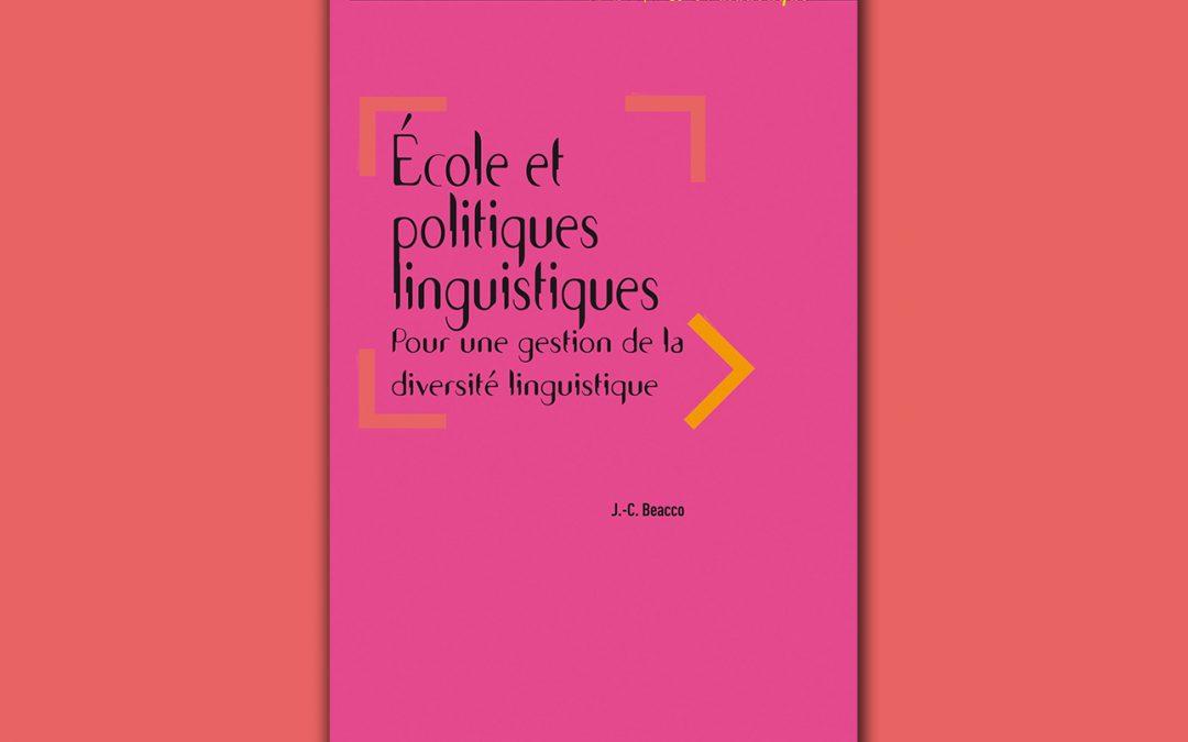 Le politiche pubbliche nell'area delle lingue